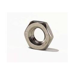 Ecrou inox hexagonal bas Hm Inox A2 / AISI 304 - A4 / AISI 316