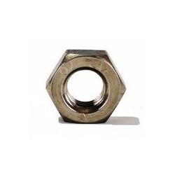 Ecrou hexagonal Standard Pas Fin - HU ?- Inox A2 / AISI 304 et inox A4 / AISI 316