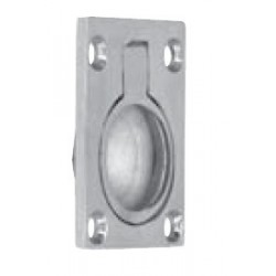 Anneau cuvette, pièce de fonderie, poli, Inox A4 / AISI 316