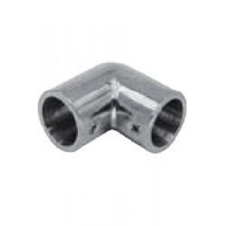 Angle 90°, piece de fonderie, polie, Inox A4 / AISI 316