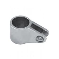 Collier de capote, pièce de fonderie, polie, Inox A4 / AISI 316