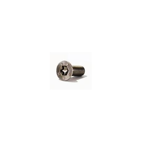Vis à métaux tête fraisée Torx Inox A2 / AISI 304 - Inox A4 AISI / 316